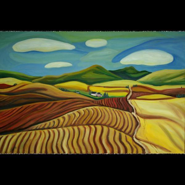 Palouse Landscape
