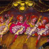 Four Red Heads of Moulin Rouge