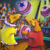 Moscow Dancing Bears