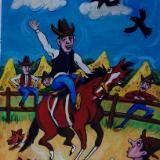 Ride Em' Dave Cowboy