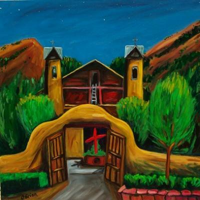Santuario de Chimayo Nocturne