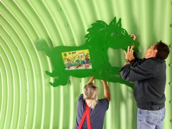 Evergreen State Fairgrounds 3