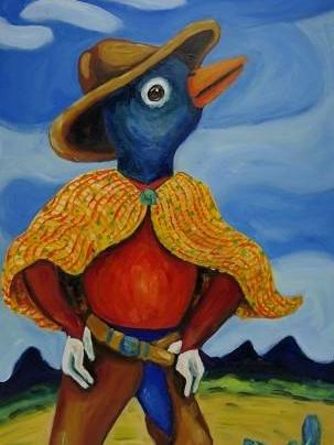 Robin Cowboy
