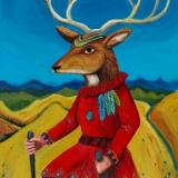 The Deer Dancer