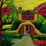 Santuario de Chimayo Waning Summer