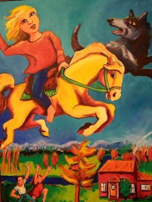 To Ride a Wonderhorse