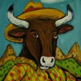 Cowboy Bull