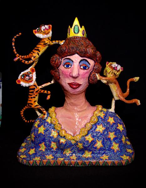 Miss Starr Reminisces About Her Career as the Worlds Most Famous Woman Tiger Tamer