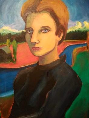 Self Portrait of the Artist