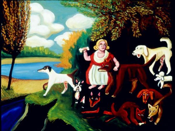 The Peaceable Dog Kingdom III